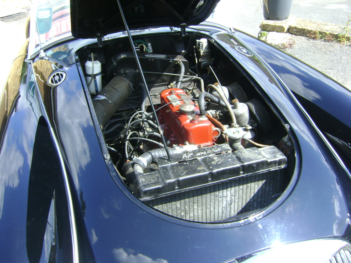 1959 MGA 1600 Mk.I Roadster LHD SOLD (picture 6 of 6)