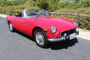 1970 MG MGB = Roadster Convertible Restored 27k miles $14.9k For Sale