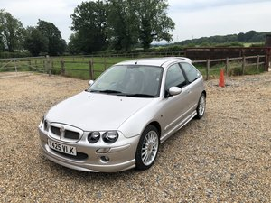2001 MG ZR 1.8 160 VVC For Sale