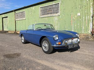 1969 mgb roadster o/drive 69  For Sale