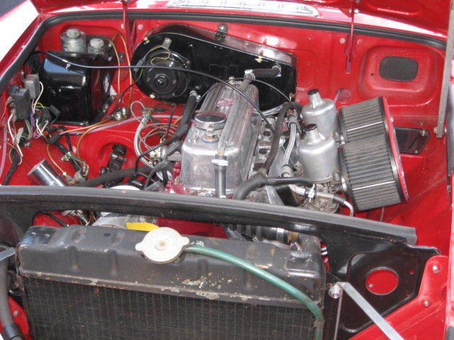 MGB GT 1970 For Sale (picture 5 of 6)