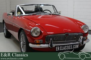 MG B Cabriolet 1972 Overdrive For Sale
