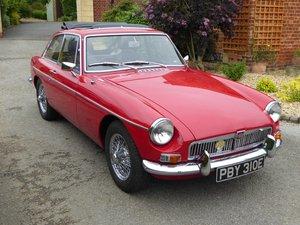 1967 MK1 MGBGT For Sale