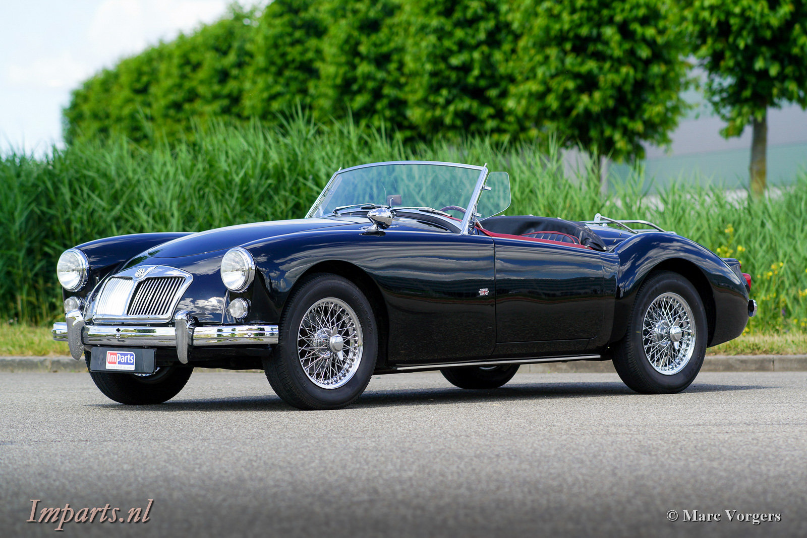 1960 Excellent MGA 1600 For Sale (picture 1 of 6)