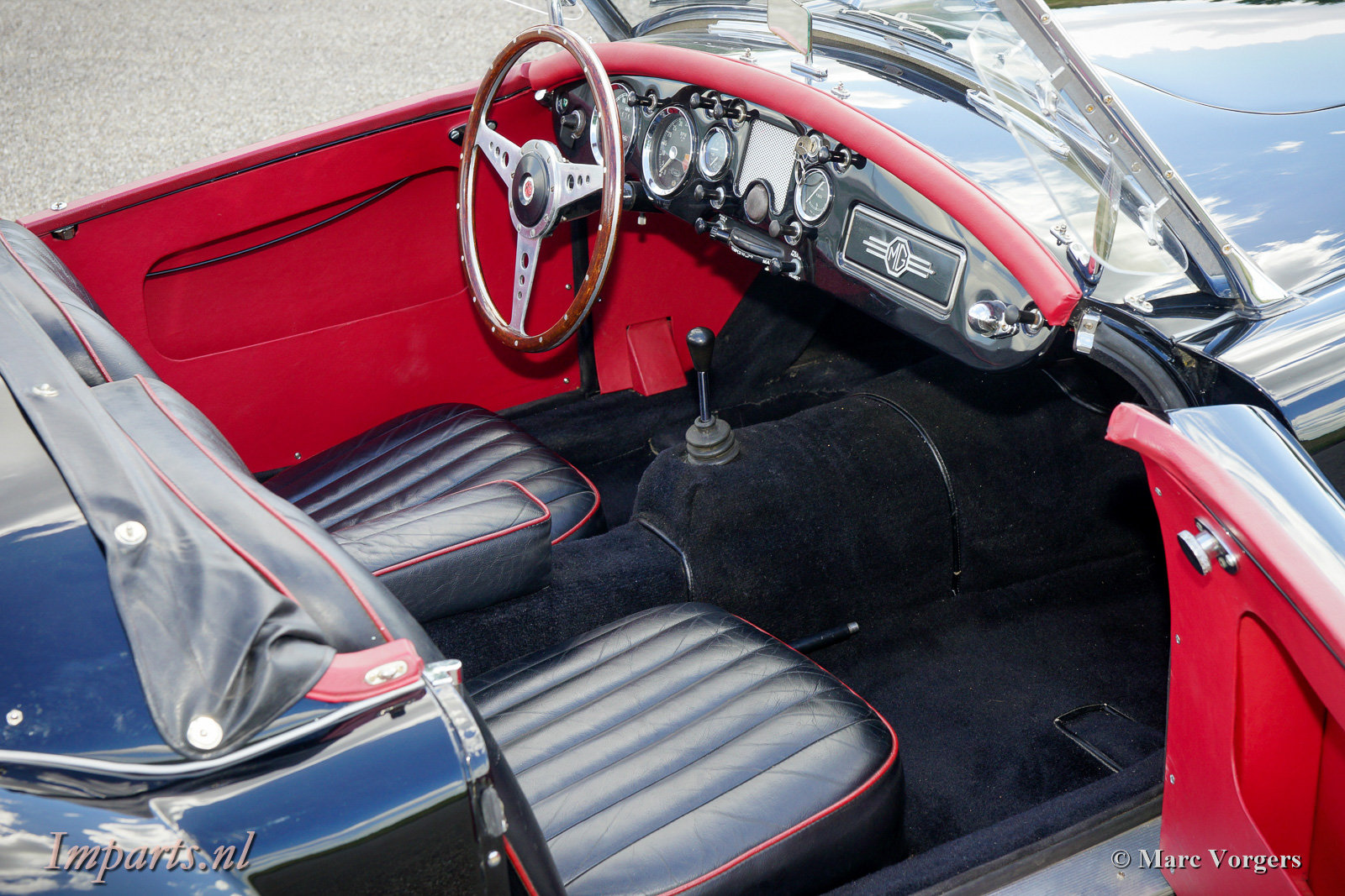 1960 Excellent MGA 1600 For Sale (picture 3 of 6)