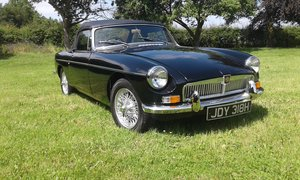 Mgb 1969 full nut and bolt rebuild For Sale