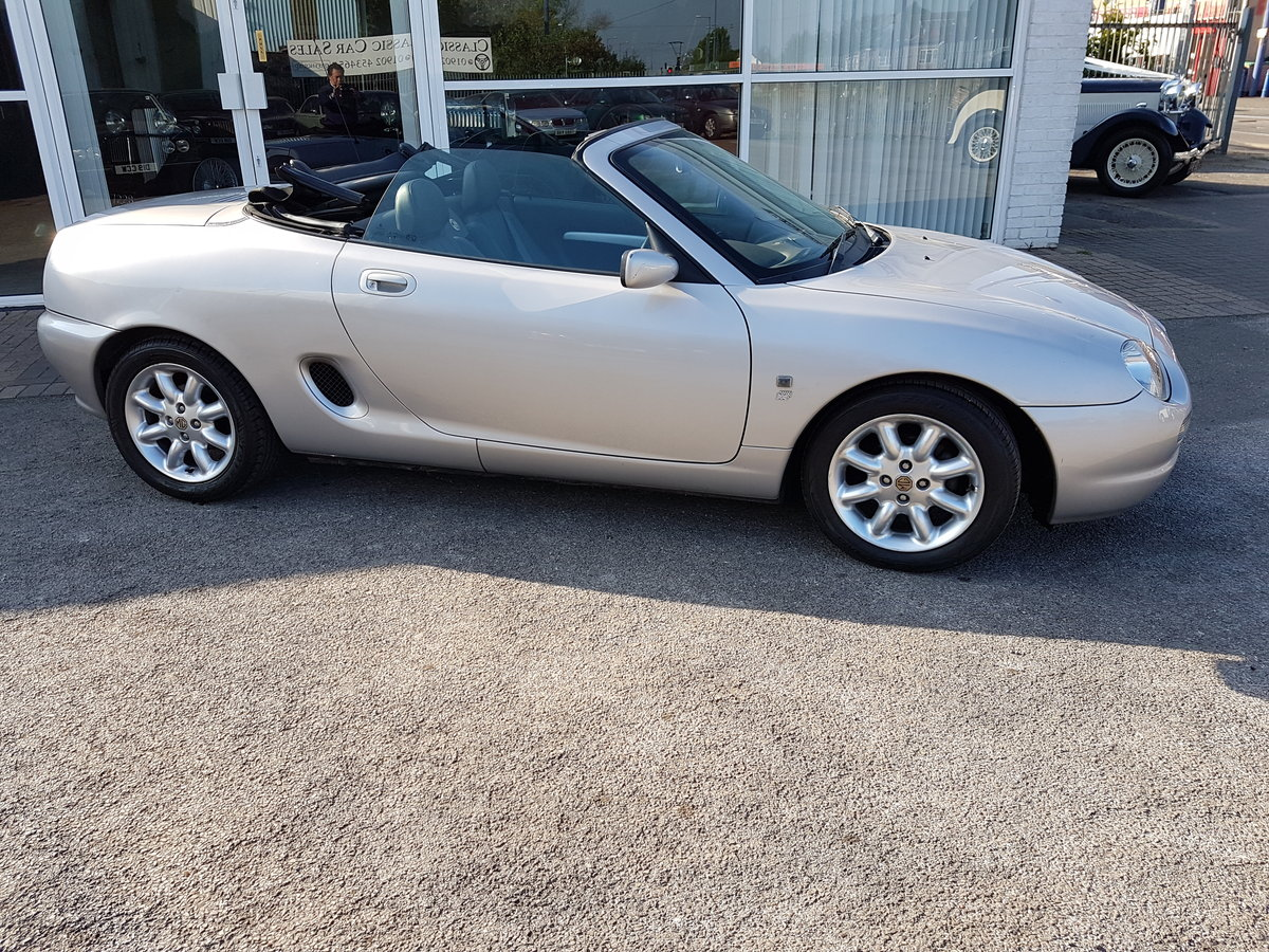 2002 excellent mgf For Sale (picture 5 of 6)