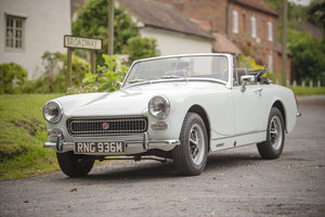 1974 MG Midget 1275 - Recent Restoration - on The Market For Sale by Auction