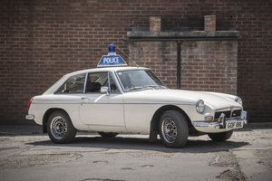 1973 MGB GT V8 - Pre-Production - Police Demo - on The Market For Sale by Auction