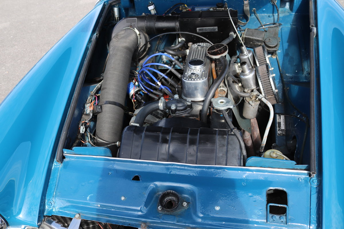 MG Midget 1966, 1275cc, 5-speed. For Sale (picture 4 of 6)