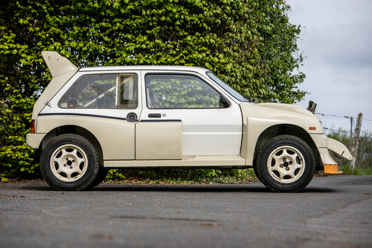 1985 MG Metro 6R4 SOLD by Auction (picture 1 of 6)
