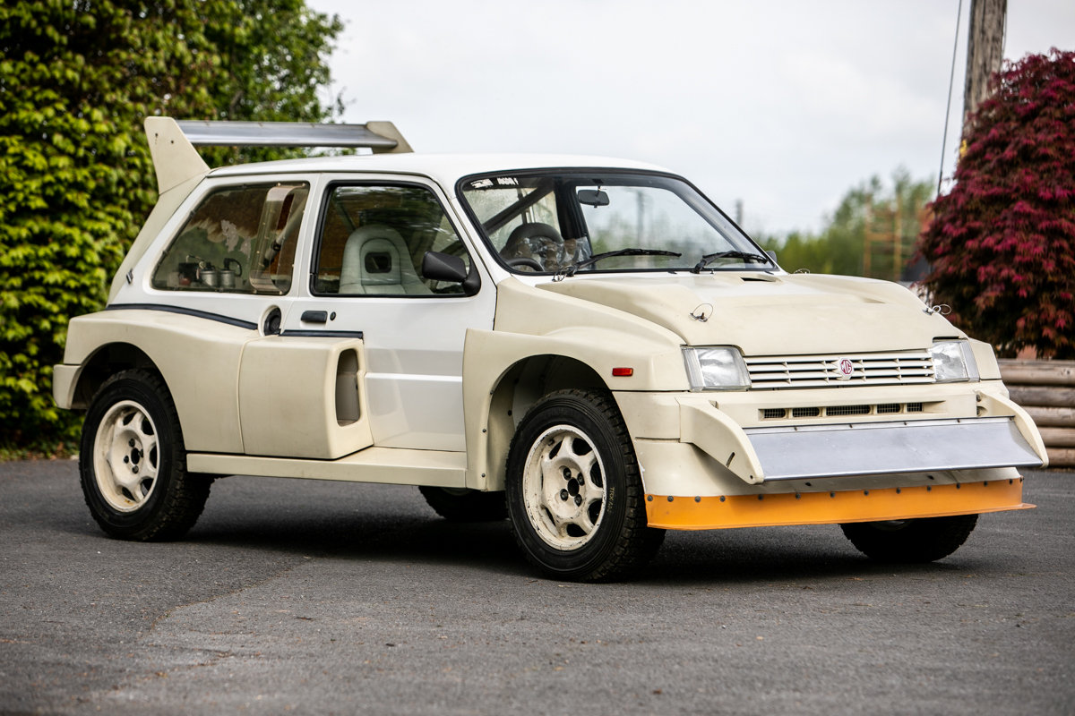1985 MG Metro 6R4 SOLD by Auction (picture 3 of 6)