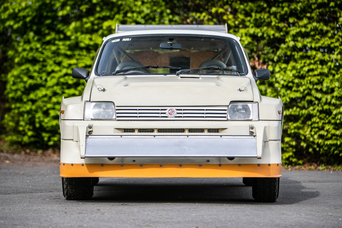 1985 MG Metro 6R4 SOLD by Auction (picture 4 of 6)