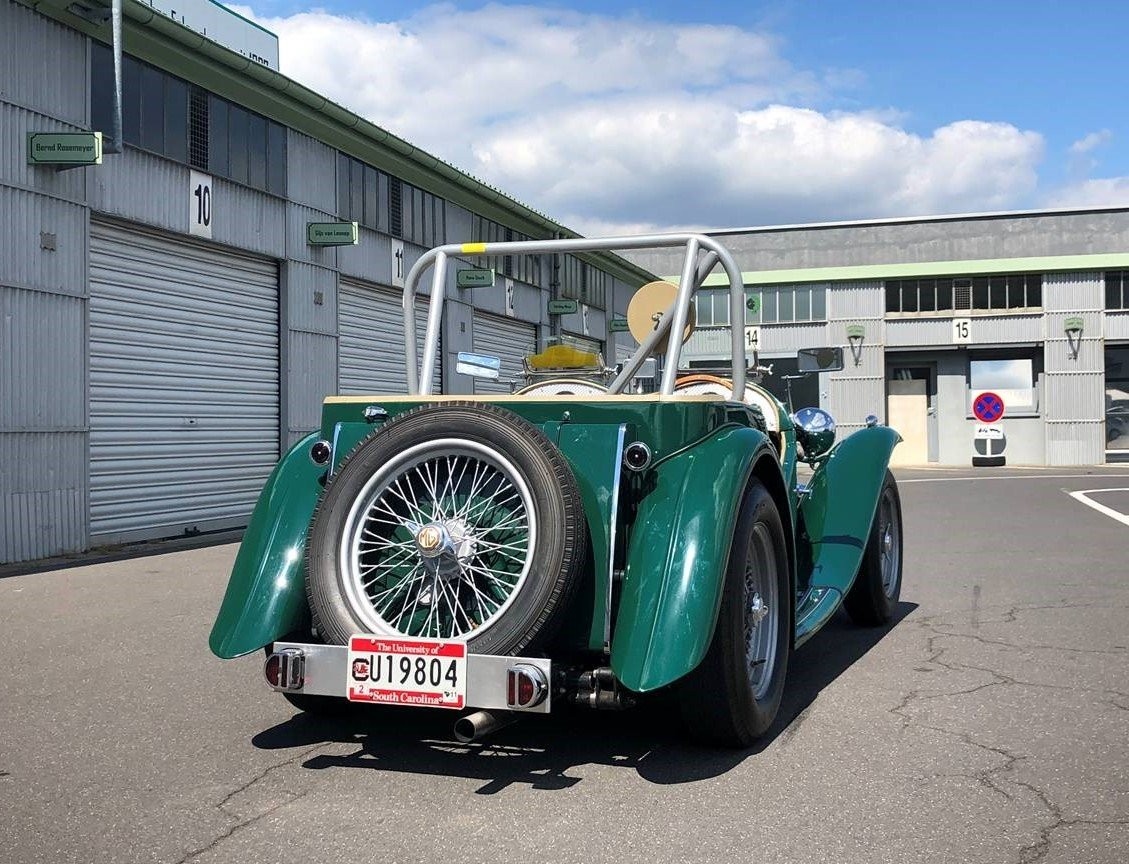 1949 MG TC SportsRacer SOLD by Auction (picture 2 of 6)