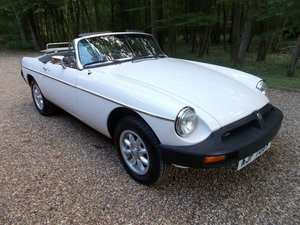 1979 MGB ROADSTER Heritage Shell Rebuild  For Sale