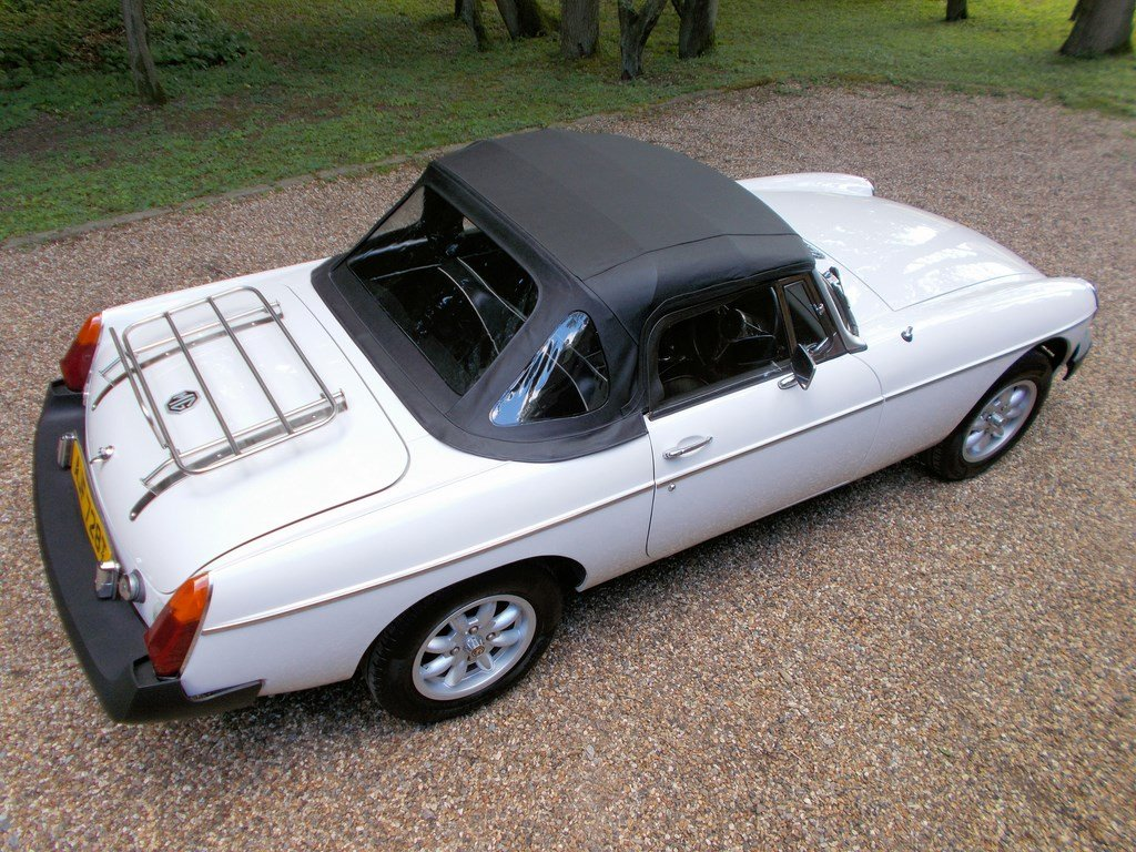 1979 MGB ROADSTER Heritage Shell Rebuild  For Sale (picture 5 of 6)