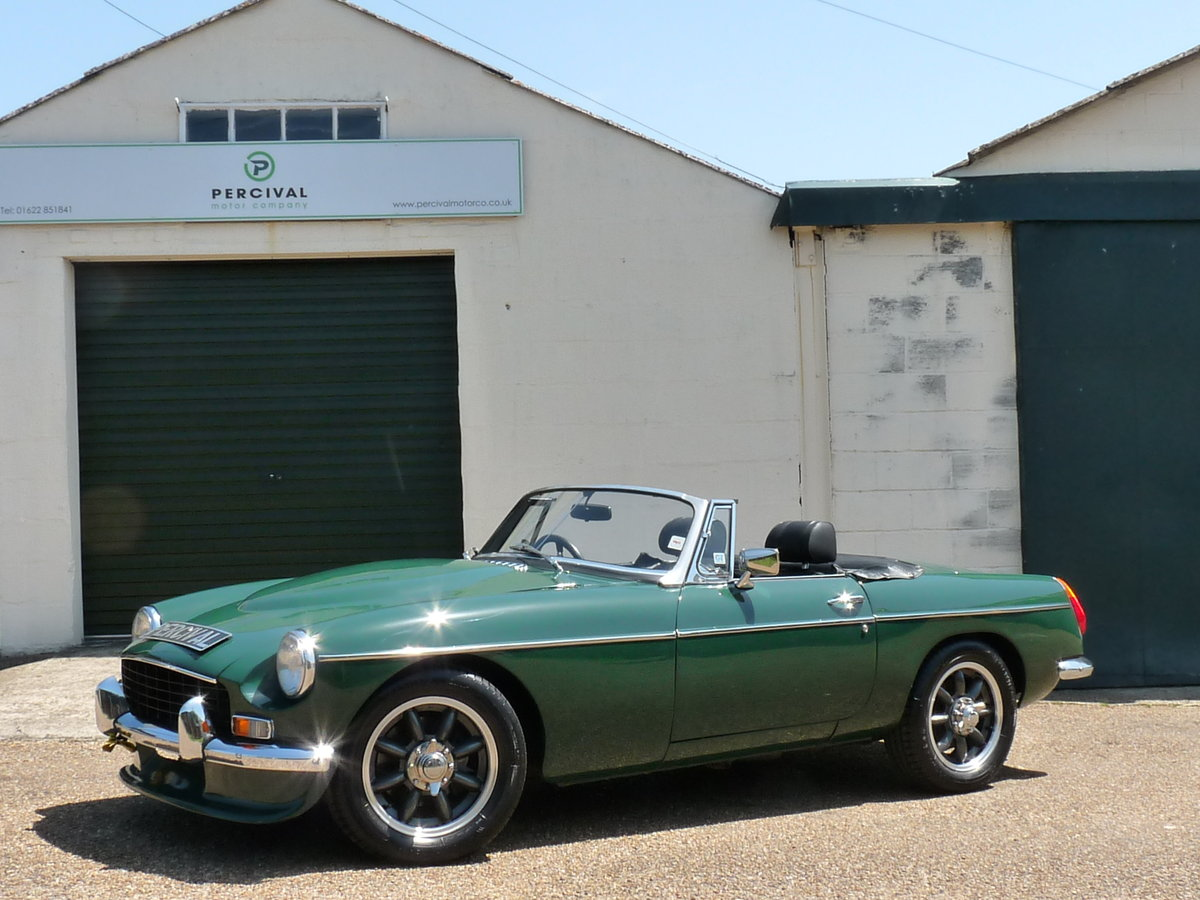 1970 MGB Costello V8, very special, SOLD For Sale (picture 1 of 6)