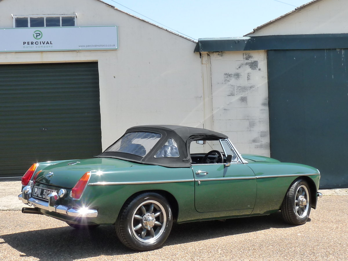 1970 MGB Costello V8, very special, SOLD For Sale (picture 2 of 6)