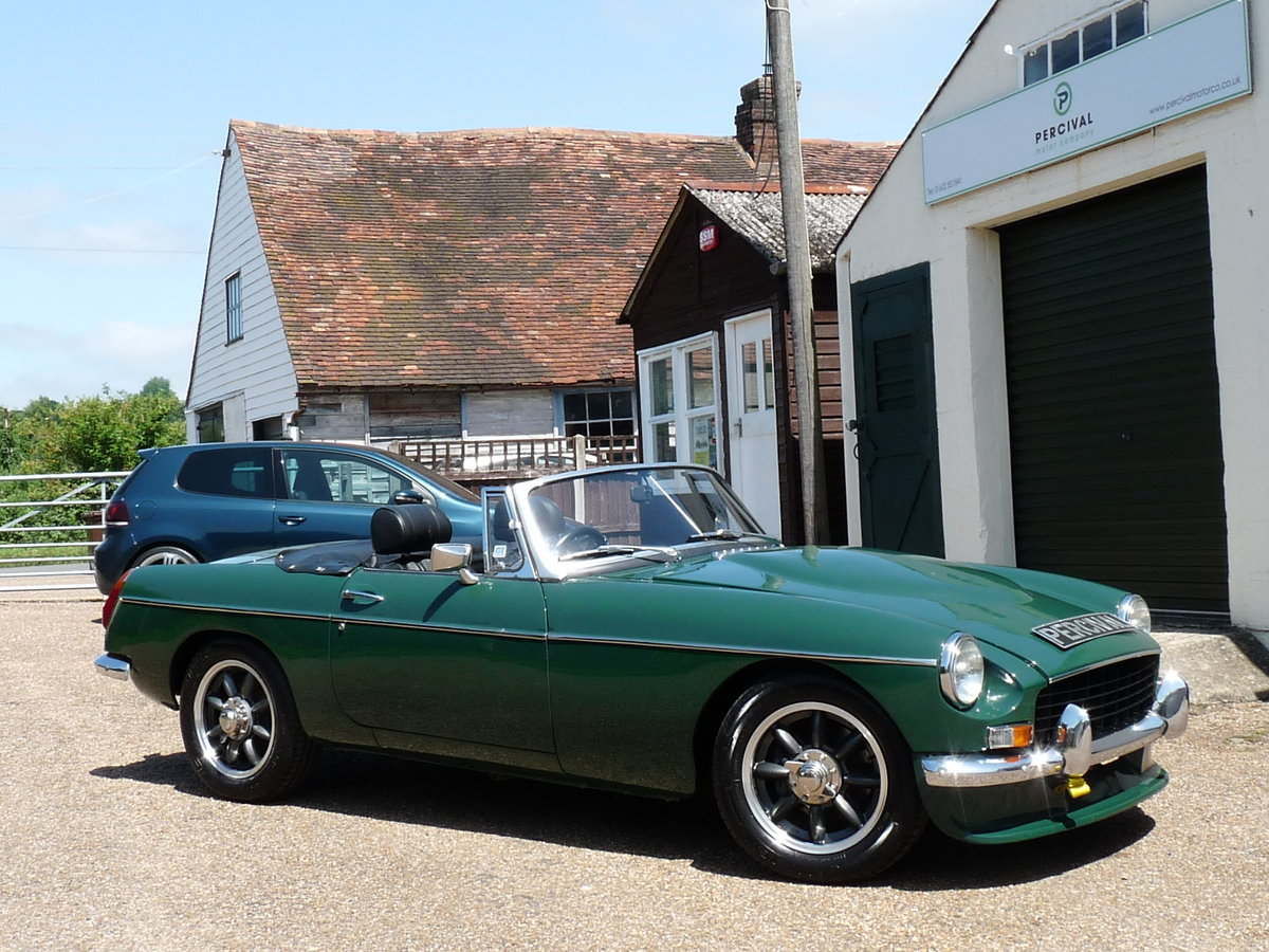 1970 MGB Costello V8, very special, SOLD For Sale (picture 4 of 6)