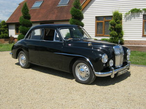 1955 MG MAGNETTE ZA. FACTORY BLACK. 98,000 MILES. SOLD