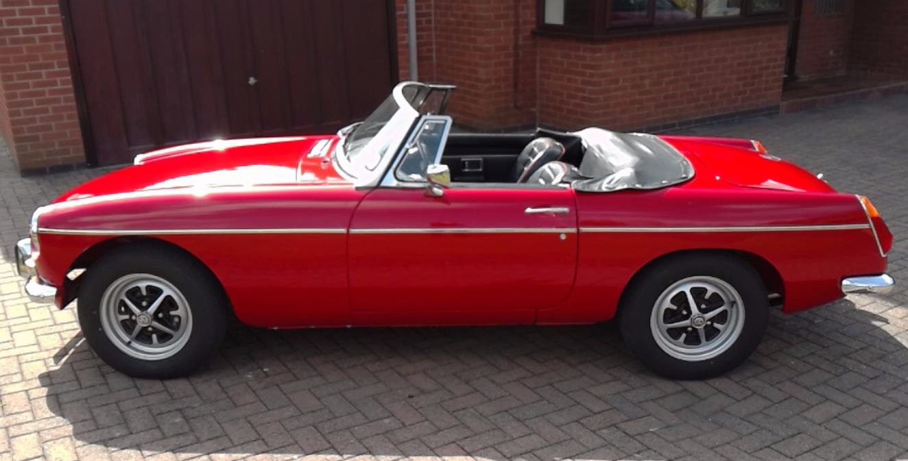 1971 MGB Roadster SOLD (picture 5 of 5)