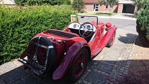 MG L Magna 1933  For Sale