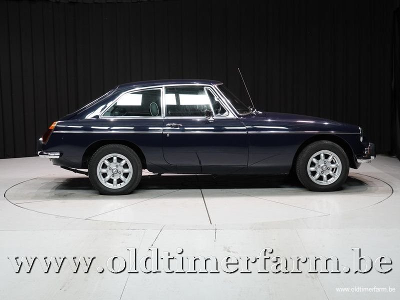 1975 MG B GT '75 For Sale (picture 3 of 6)