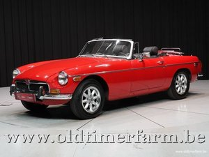 1973 MG B Roadster '73 CH801G For Sale