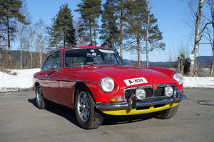 1967 MGB GT V8 CONVERSION as factory spec only nicer For Sale