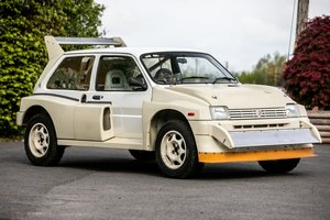 1985 MG METRO 6R4 For Sale by Auction