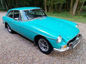 MG BGT 1972 Last Owner 37 Years  SOLD