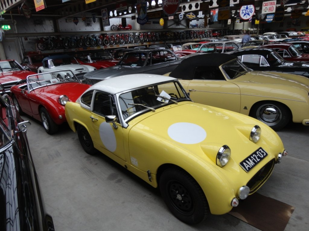MG Midget Frogeye sebring 1970 For Sale (picture 2 of 6)