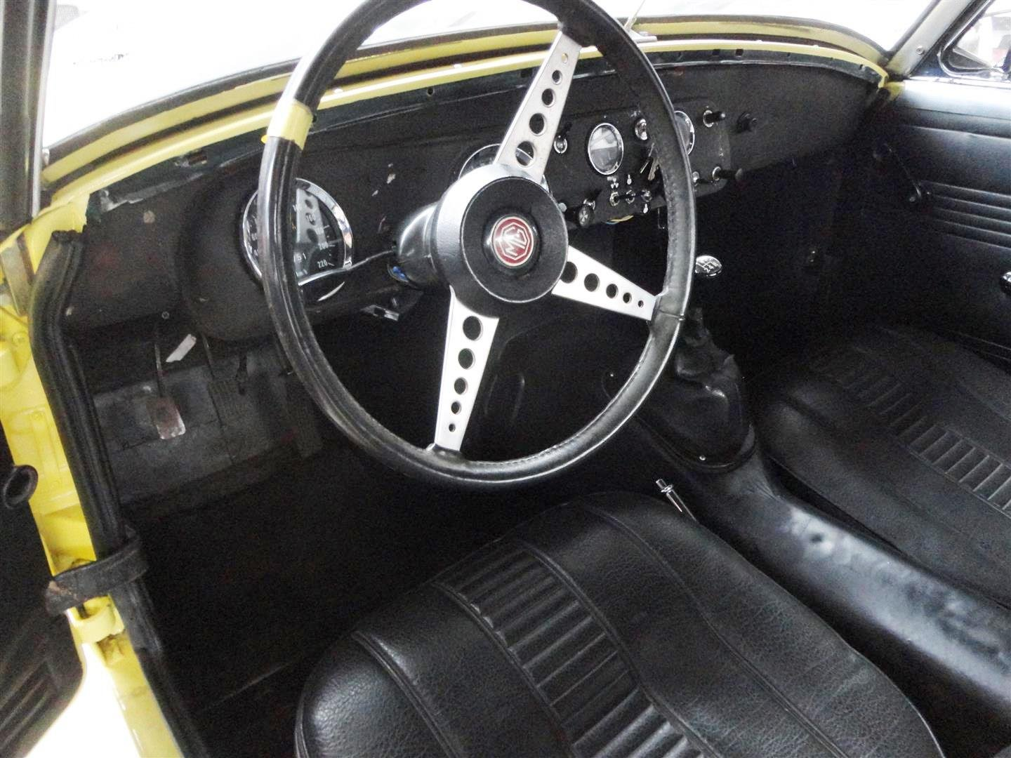MG Midget Frogeye sebring 1970 For Sale (picture 3 of 6)