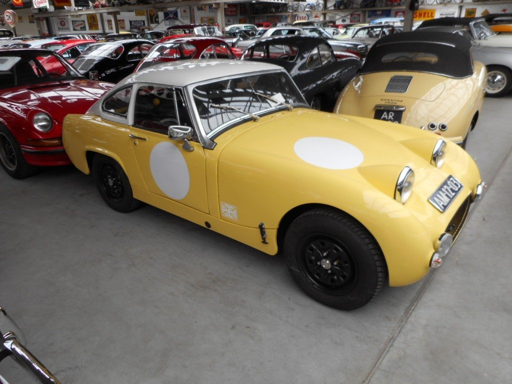 MG Midget Frogeye sebring 1970 For Sale (picture 5 of 6)