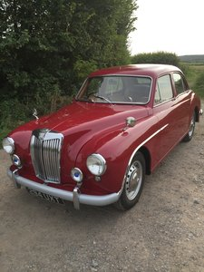 1956 MG Magnette ZA For Sale