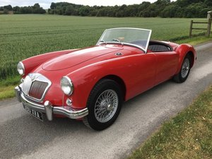 1957 MGA 1500 ROADSTER For Sale by Auction