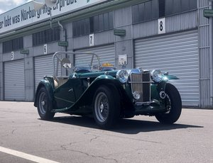 1949 MG TC SPORTS/RACER For Sale by Auction