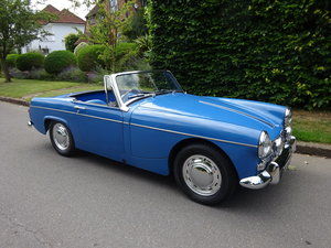 1964 MG MIDGET MK 2 22,000 miles only from new! For Sale