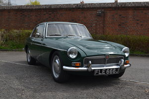 1970 MGC GT University Motors For Sale