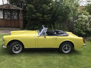 1974 MG Midget (RWA) For Sale