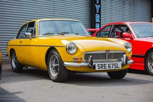 1972 Mgb gt superb condition For Sale