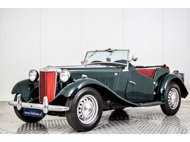 1953 MG T-Type TD TD2 Midget For Sale (picture 1 of 6)