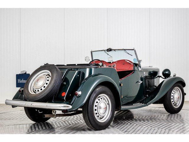 1953 MG T-Type TD TD2 Midget For Sale (picture 2 of 6)