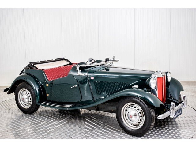 1953 MG T-Type TD TD2 Midget For Sale (picture 3 of 6)
