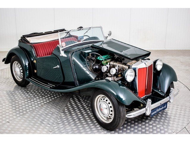 1953 MG T-Type TD TD2 Midget For Sale (picture 5 of 6)