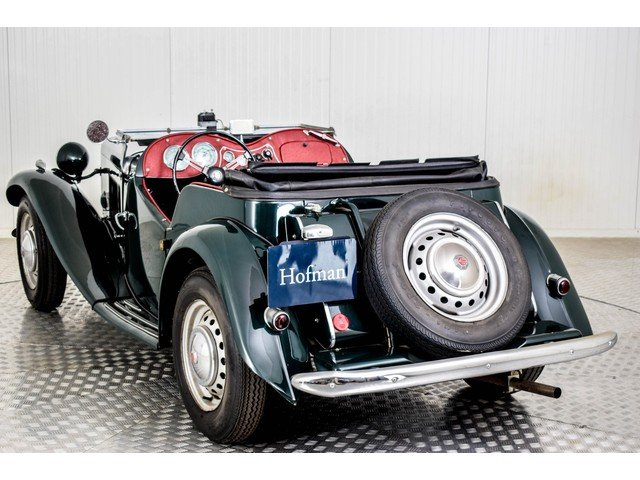 1953 MG T-Type TD TD2 Midget For Sale (picture 6 of 6)