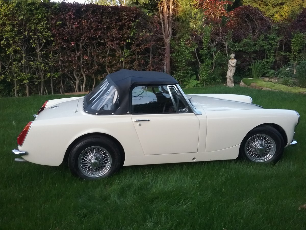 1972 MG Midget  For Sale (picture 1 of 6)