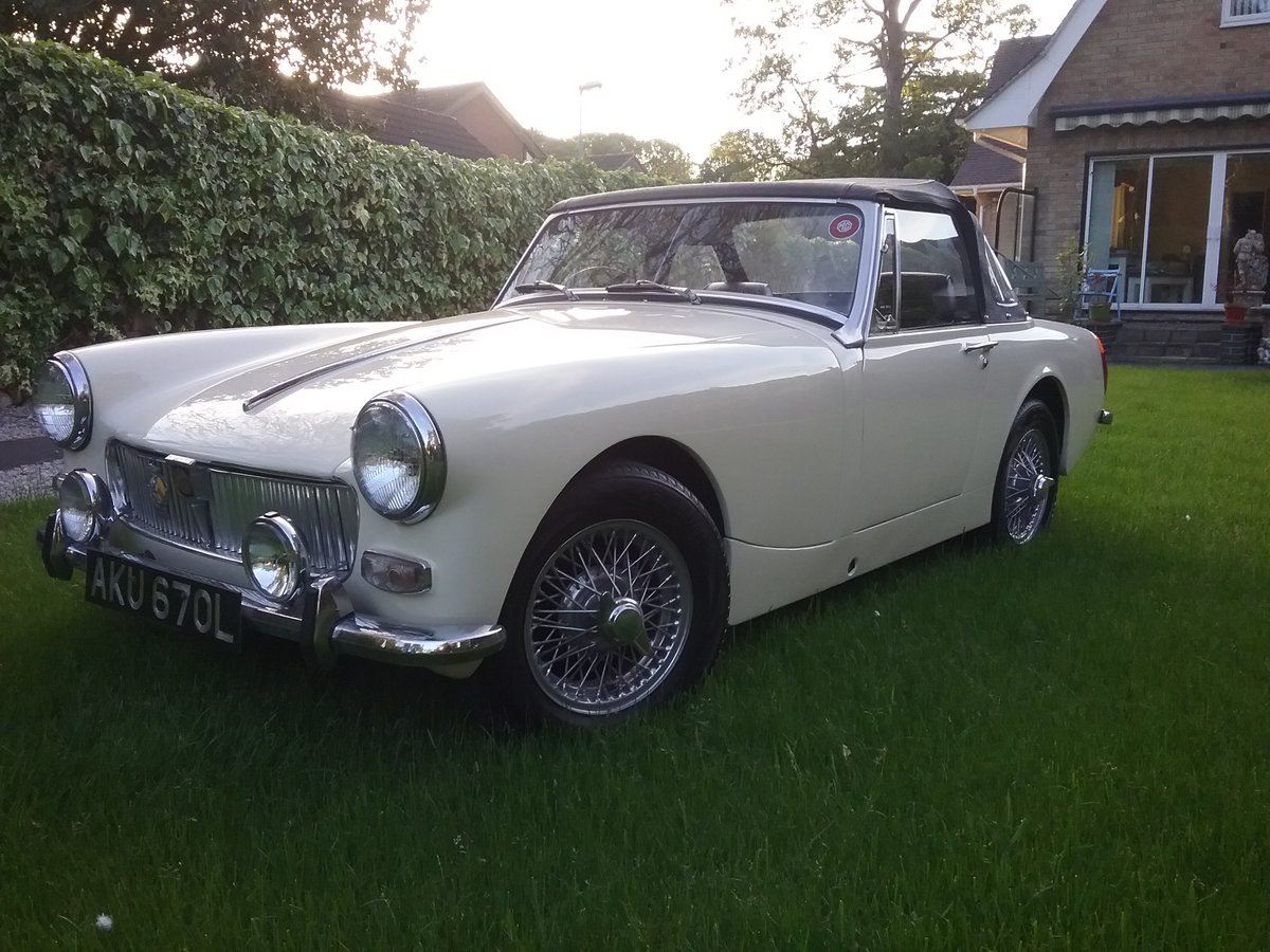 1972 MG Midget  For Sale (picture 2 of 6)