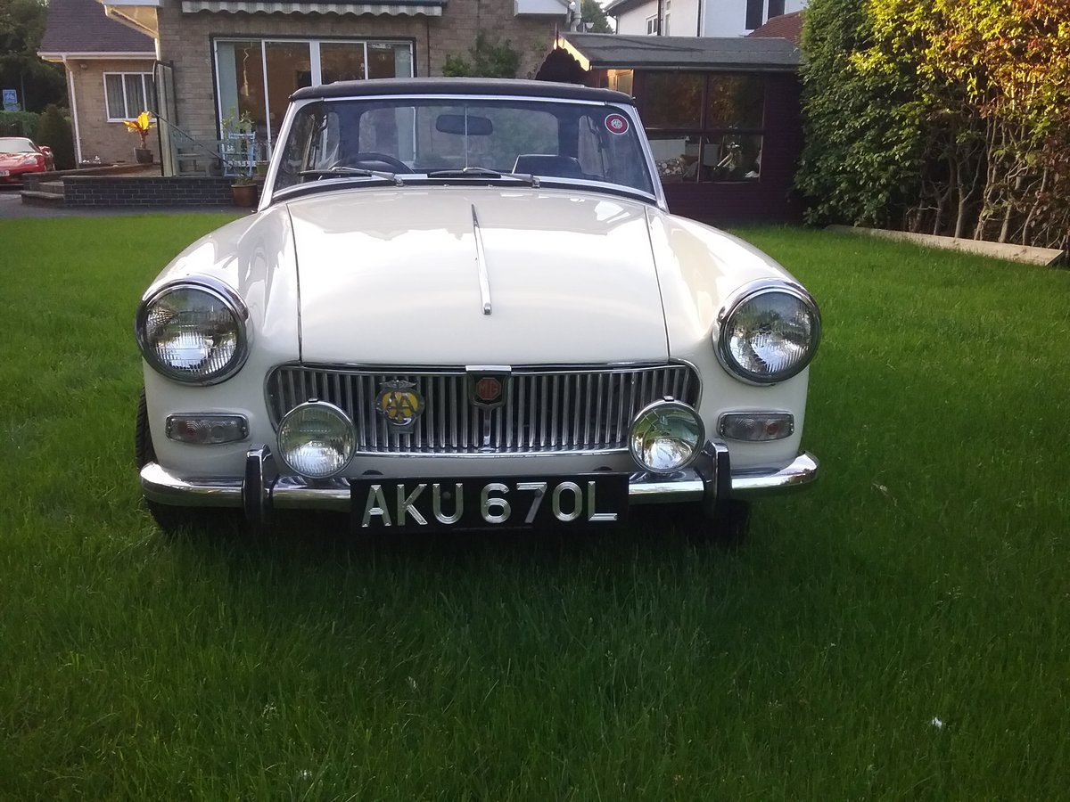 1972 MG Midget  For Sale (picture 3 of 6)