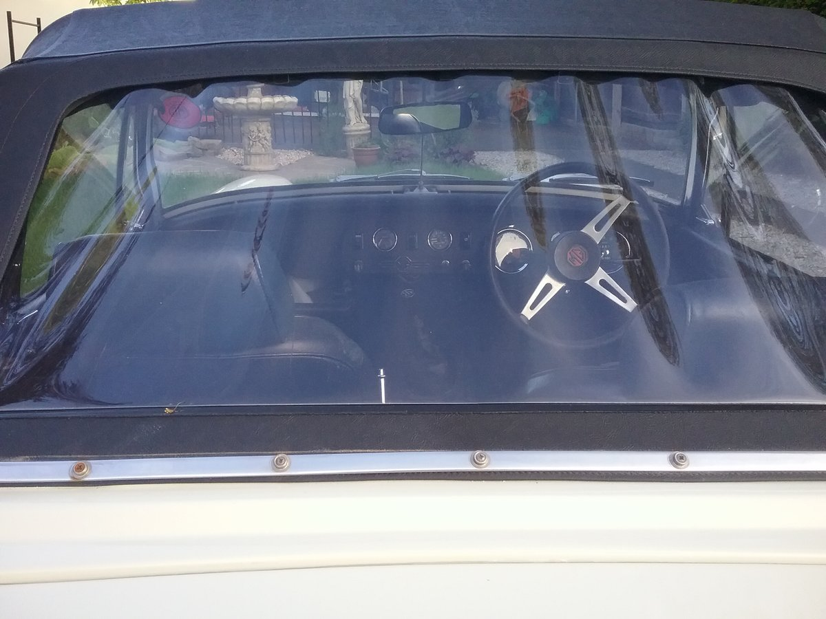 1972 MG Midget  For Sale (picture 6 of 6)